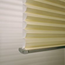 Duette® Blinds close up - Stevens Scotland Window Blind Manufacturers