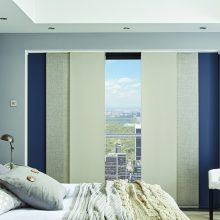 Panel Blinds - Stevens Scotland Window Blind Manufacturers